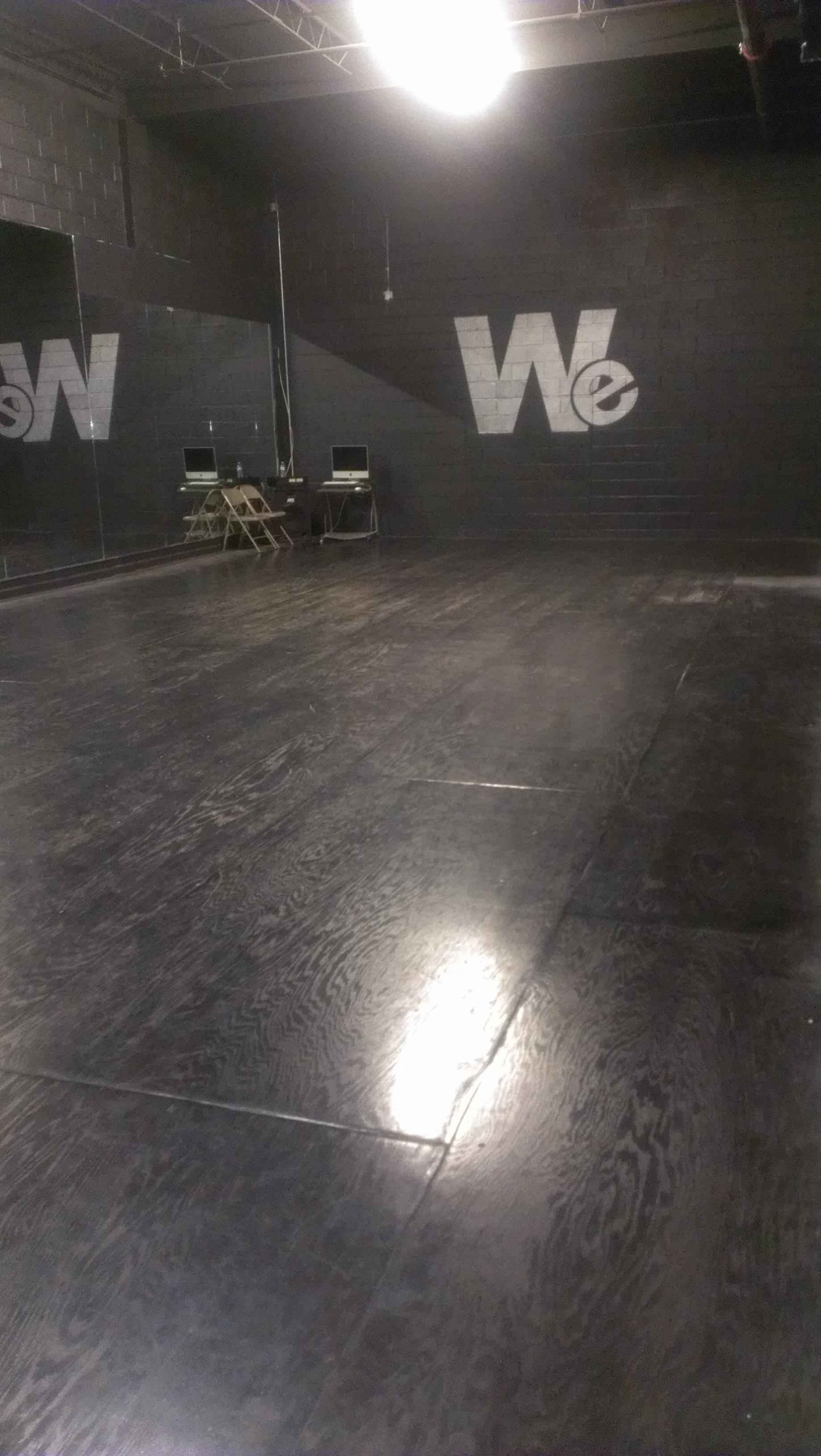 Large Dance Studio