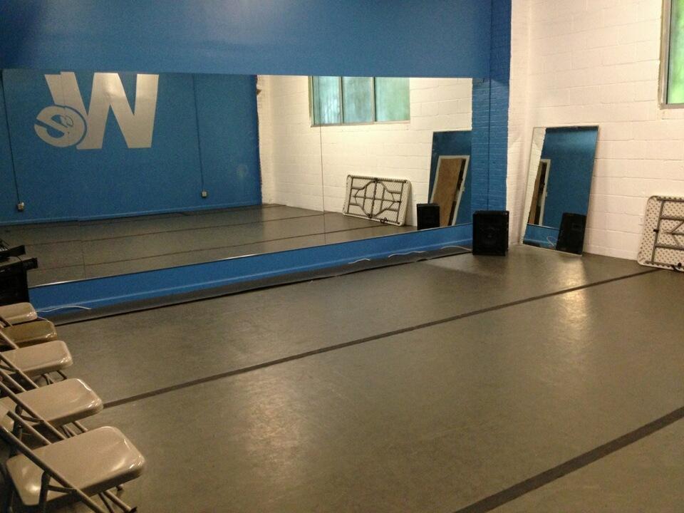 Small Dance Studio